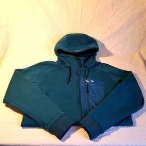 Oakley hoodie blue